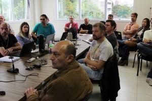 Reunião abordou módulos do Sipac